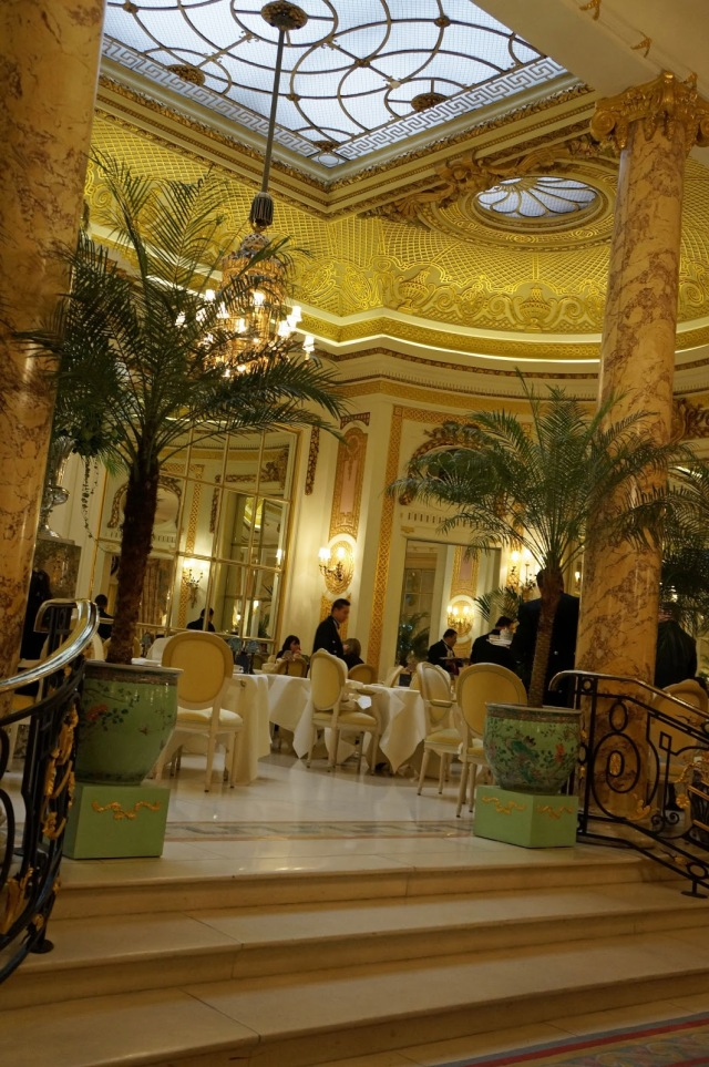 The Palm Court, The Ritz London